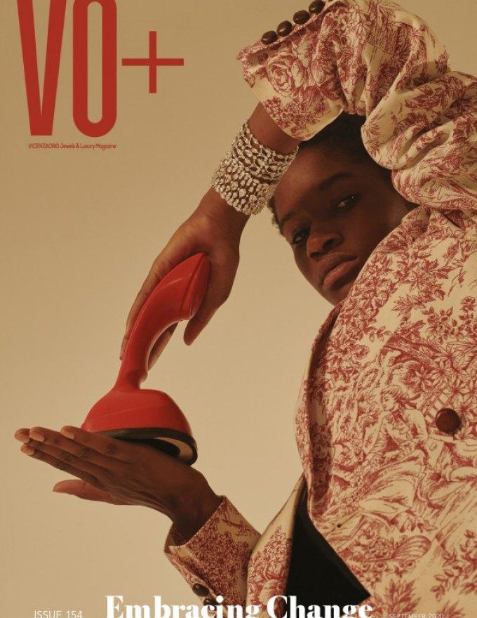 Xenia Bous Vo + Issue 143