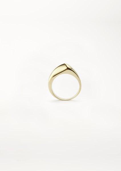 xenia bous schmuck Golden Stone 26 Small Stone Ring gold silber