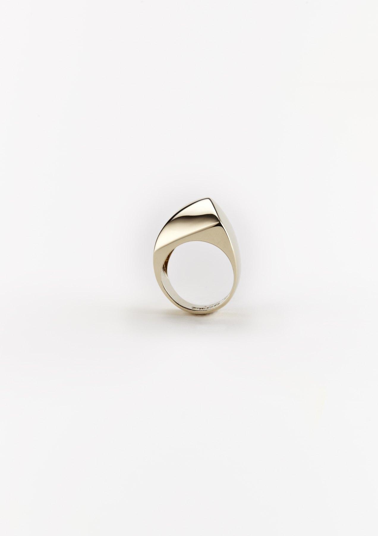 xenia bous schmuck Golden Stone 27 Diamond Ring gold silber